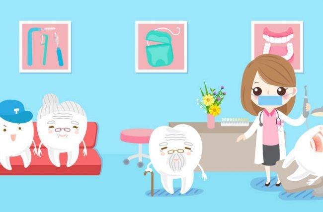 Afinal, por que os dentes caem?