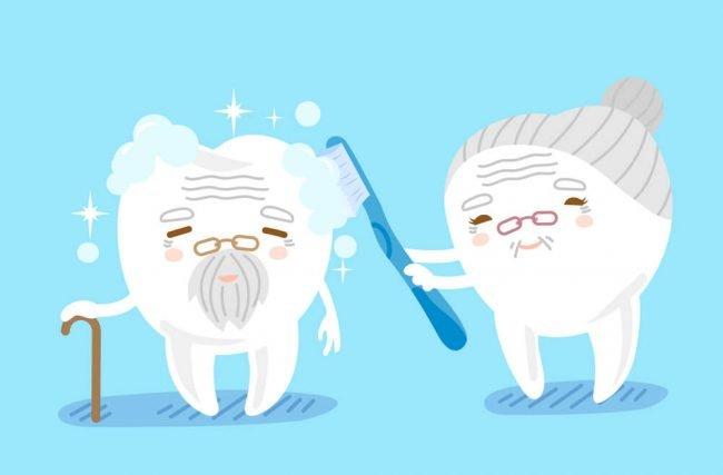 9 cuidados com os dentes necessários na terceira idade