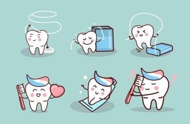 4d0c450d3 O fio dental deve ser usado antes ou depois da escovação  Descubra!