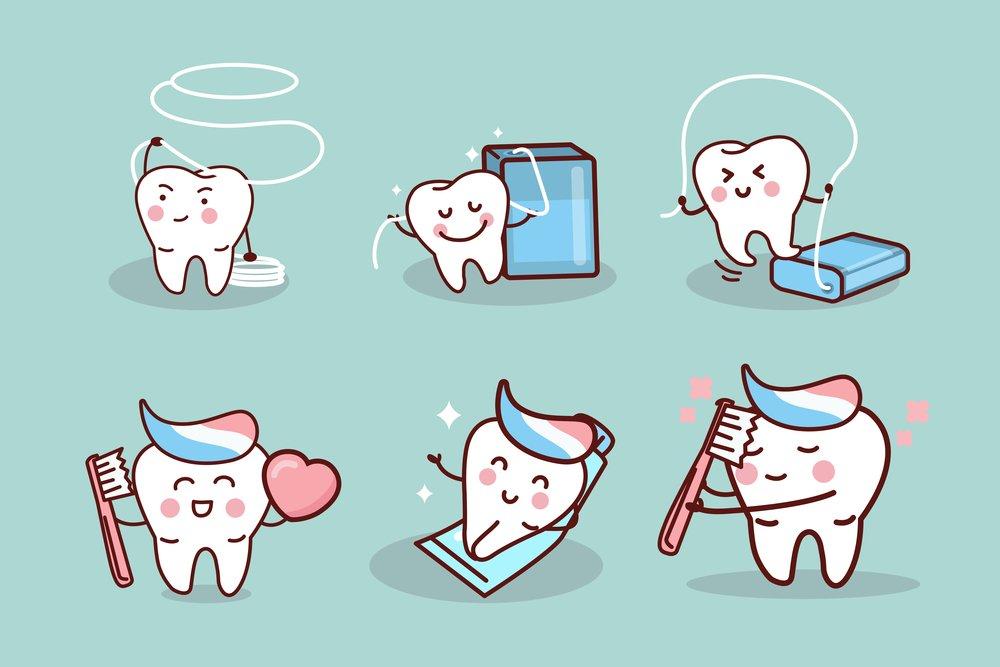 df2204887 O fio dental deve ser usado antes ou depois da escovação  Descubra!