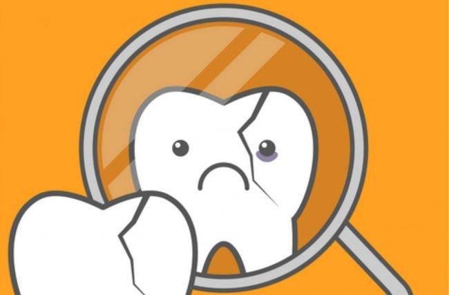 Descubra as causas de dentes trincados e saiba como se tratar